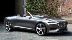 Design : et si la future Volvo C70 ressemblait à ça ?