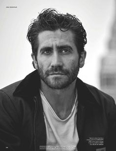 El actor Jake Gyllenhaal protagoniza el número Fall-Winter 2016 de GQ Style UK, fotografiado por Matthew Brookes y el estilismo de Jay Massacret