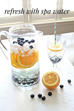 5 Tips for the Ultimate Mom Staycation. The best spa water recipe! So easy.