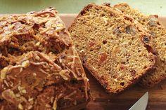 Morning Glory Breakfast Bread