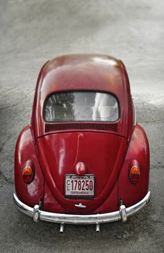 "Parents had one. Two aunts each had one. Loved the ""Love Bug"" movies. Takes me back..."