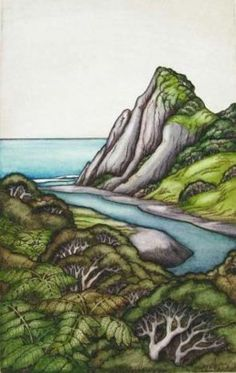Mary Taylor was born in Devonport, Auckland in She was educated at Auckland University, Teachers College and later, Massey University. She was formerly a teacher and has worked as a professional artist since Teachers College, New Zealand Art, Auckland, Art Ideas, Mary, Gallery, Artwork, Artist, Painting