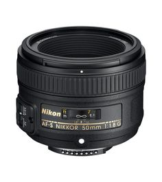 NIKON AF-S NIKKOR 50 mm f/1.8 Standard Prime Lens Price: £ 199.00 With enhanced aperture speed and a compact construction, the Nikon AF-S NIKKOR 50 mm f/1.8 Standard Lens is ideal for everyday photography and poor light shooting. Low light shooting Achieve amazing low light shots thanks to the fast f/1.8 aperture that captures stunning detail in dimly lit places. The compact form means you...