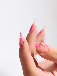 Shop The Look ~ Nail Art Professionals Neon Nails, Nailart, Modern, Nail Manicure, Trendy Tree, November Nails