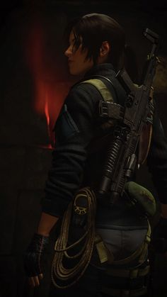 Shadow of the Tomb Raider William Higinbotham developed an analogue computer with vacuum tube Tomb Raider 2018, Tomb Raider Game, Tomb Raider Lara Croft, Tom Raider, Laura Croft, Rise Of The Tomb, Warrior Girl, Games For Girls, Character Art