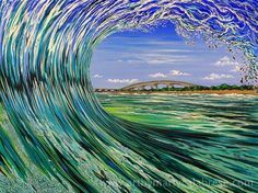 art,artwork,art gallery,art prints,surf art,surf,waves, ocean art,art videos,paintings,beaches,beach paintings,tropical art,wall art,vivid c...