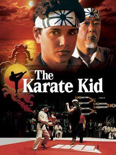 The Karate Kid!