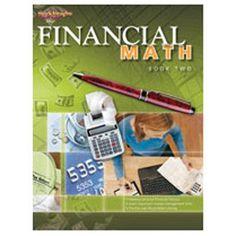 Houghton Mifflin Harcourt Financial 2 Book