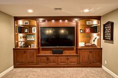 Entertainment Center Built In Design, Pictures, Remodel, Decor and Ideas - page 7