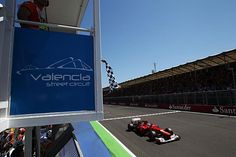Así describió Fernando Alonso su triunfo en el circuito urbano de Valencia.
