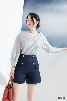 Cute Fashion, Modest Fashion, Skirt Fashion, Boho Fashion, Fashion Outfits, Fashion Design, Korean Skirt Outfits, White Skirt Outfits, Fashion Nova Jumpsuit