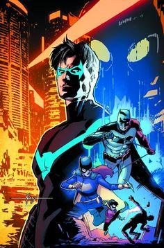 DC Comics présente les détails de son relaunch Rebirth