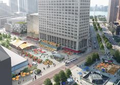 Detroit Leads the Way on Place-Centered Revitalization: Quicken Loans has moved thousands of employees downtown from the company's former headquarters in the suburbs. The company's head has bought more than a dozen downtown properties in recent years and is deeply invested in the revitalization of the district. He is a new kind of visionary who understands the fundamental value of great places, and the need to work with his fellow citizens to shape the city's future together.