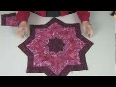 2nd Video in the 22.5 Squedge Series  www.phillipsfiberart.com