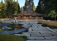 david pfeiffer garden design / kudus residence, vashon island
