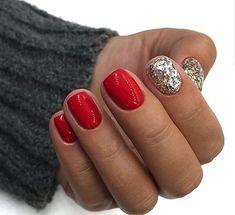 105 simple summer square acrylic nails designs page 5 Love Nails, Red Nails, Pretty Nails, Square Acrylic Nails, Acrylic Nail Designs, Dipped Nails, Nagel Gel, Stylish Nails, Perfect Nails
