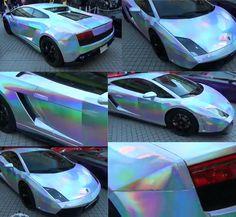 hologram vinyl car wrap - Google Search