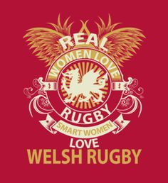 LIMITED EDITION WELSH RUGBY - Fabrily