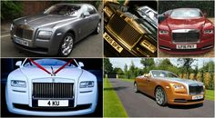 We're proud to own the largest fleet of Rolls Royce models anywhere in the UK. Why? Because it guarantees that our well-maintained cars and highly skilled chauffeurs are always available when you need them, and all at unbeatable prices.