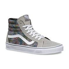 zapatillas vans sk8 hi de colección con diseño