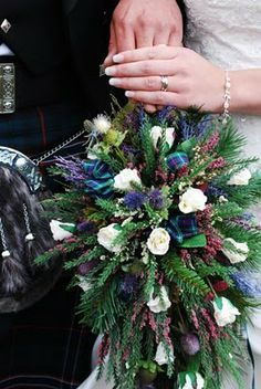 how to make a bouquet for a wedding a scottish wedding bouquet scotland 4940