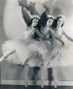 Ballet Russe de Monte Carlo Nutcracker 1940 (introduction of the Nutcracker ballet to the US!)