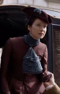 outlander season 2 france jamie fraser, claire fraser