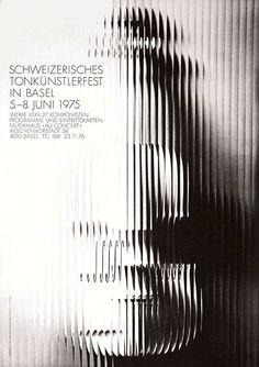 Gyssler Felix / Bräunig Niggi Schweizerisches Tonkünstlerfest Basel Year: 1975