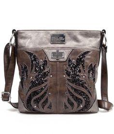 Miss Me Distressed Crossbody Purse - Women's Bags | Buckle