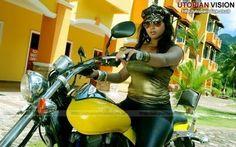 """india girls on bike welcomes-Women empowerment-Save A Girl Child-""""Beti Bachao-Beti Padhao"""" : biker girls 3"""