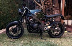 Browse several of my best builds - distinctive scrambler concepts like Gs500 Cafe Racer, Suzuki Cafe Racer, Cafe Racer Bikes, Cafe Racers, Triumph Scrambler, Scrambler Motorcycle, Bad Boy Style, Cafe Racer Style, Honda Cbr 600