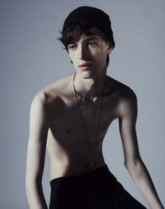 Reuben Ramacher Dons the Designs of Strateas Carlucci for Manuscript » The Fashionisto
