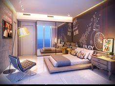 Fotos de quartos : apartamento em miami - château beach | homify