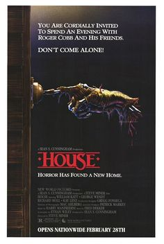 House Movie Poster - Internet Movie Poster Awards Gallery