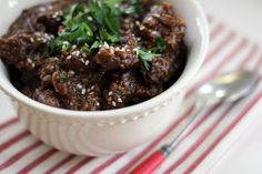 Blue Kale Road: Lamb and Date Stew for Sukkot