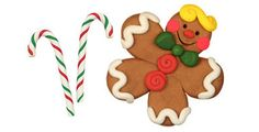 Fun and easy to make Christmas ornaments, a perfect project for the kids.