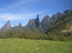 Dedo de Deus - Finger of God Mountain - Teresópolis, Brazil