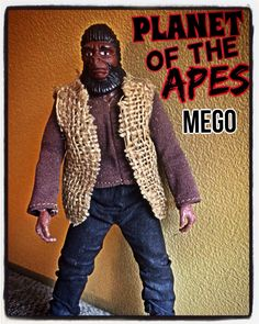 MEGO planet of the apes