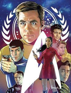 Star Trek, The Originals, Stars, Tv, Movies, Anime, Movie Posters, Films, Starship Enterprise