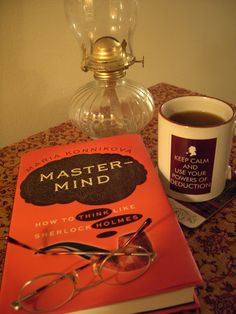 Thoughts on 'Mastermind' and an Interview with Maria Konnikova