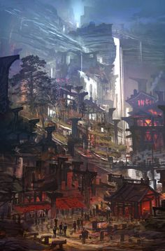 Home Discover by Feng Zhu // Ishiro: Imperial City in the Highlands Fantasy City Fantasy Places Sci Fi Fantasy Fantasy World Fantasy Concept Art Fantasy Artwork Environment Concept Art Environment Design Fantasy Landscape Fantasy City, Fantasy Places, Fantasy World, Fantasy Concept Art, Fantasy Artwork, Environment Concept Art, Environment Design, Fantasy Landscape, Landscape Art