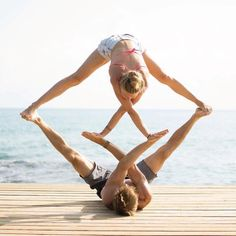 Yoga is a sort of exercise. Yoga assists one with controlling various aspects of the body and mind. Yoga helps you to take control of your Central Nervous System Couples Yoga Poses, Acro Yoga Poses, Yoga Poses For Two, Partner Yoga Poses, 2 Person Yoga Poses, Ashtanga Yoga, Kundalini Yoga, Couple Yoga, Yoga Beginners