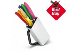 1. Victorinox Swiss Classic Utility Block: £54, Victorinox - knife set
