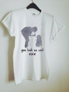 The 1975's Robbers 'You Look So Cool' T-Shirt