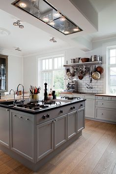 dream kitchen for a home in Nantucket