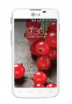 "LG Optimus L5 II Dual E455 5MP, 3G, 4GB, 4"", Jelly Bean, WIFI Factory Unlocked World Mobile Phone - White - International Version No Warranty"