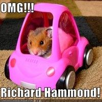 OMG!!!  Richard Hammond! It's wrong, but it's so right.