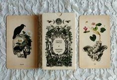The Cracked Amethyst — Deck of the Month: Oracle of Oddities, Second...