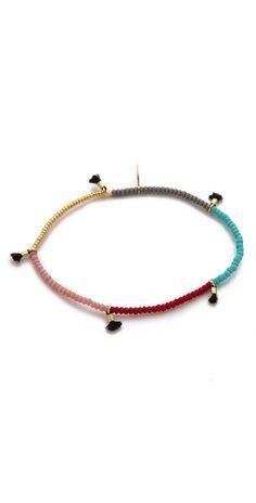Shashi Lilu Colorblock Bracelet   SHOPBOP