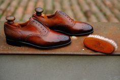 Dandy Shoe Care  #menswear #mensfashion #fashion #style #patina #shoes #craftsmanship #luxury